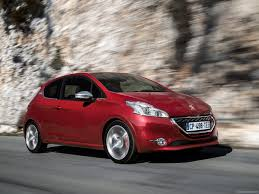 peugeot red peugeot 208 gti 2014 picture 5 of 46