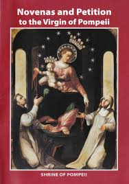 thanksgiving invocation queen of the holy rosary of pompeii the 54 days rosary novena of