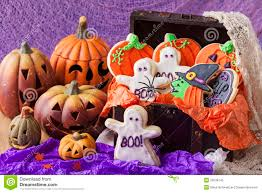 halloween cookies royalty free stock photo image 33248145
