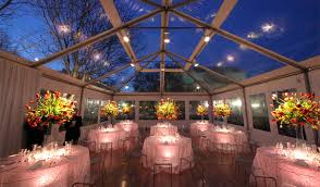 clear wedding tent vinyl clear top custom frame structures sperry tents southeast