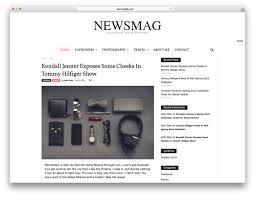 Hair Salon Price List Template Free 20 Beautiful Simple Wordpress Themes For Writers 2017 Colorlib