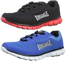 ultra light running shoes lonsdale new mens ultra lightweight running trainers multi sport
