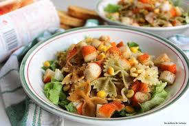 les ateliers cuisine salade de pates au surimi les ateliers cuisine de corinne