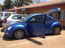 volkswagen hatchback 1999 used volkswagen hatchback 1999 new beetle blue rwanda carmart