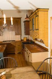 Central Kentucky Log Cabin Primitive Kitchen Eclectic Kitchen Louisville By The - a view of our kitchen designed by david t smith kitchens