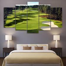 Peinture Moderne Pour Salon by Achetez En Gros Golf Art Peintures En Ligne à Des Grossistes Golf