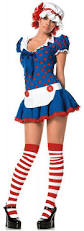 Rag Doll Halloween Costume Womens Ragdoll Costume Costumes