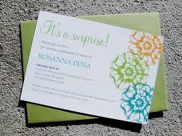 Gift Card Wedding Shower Invitation Wording Surprise Bridal Shower Invitations Surprise Bridal Shower