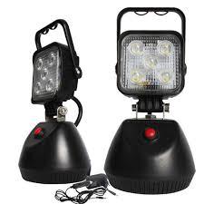 110v led work light 15w rechargeable magnetic led work light