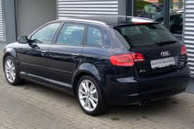 audi a3 sportback 1 4 tfsi technical details history photos on