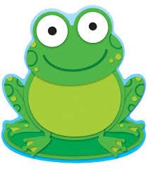 Decorative Frogs Frog Two Sided Decoration Grade Pk 5 Carson Dellosa Publishing