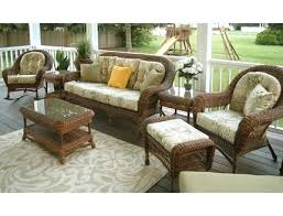 Wicker Patio Table Set Synthetic Wicker Patio Furniture Beautiful Plastic Wicker Patio