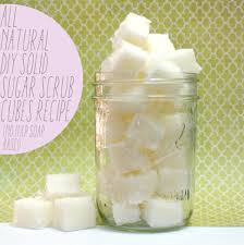 Where To Find Sugar Cubes Diy White Tea Solid Sugar Scrub Cubes Recipe