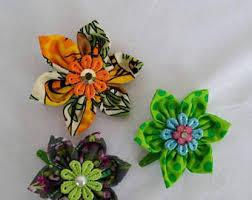 handmade hair bows designer hair bows etsy