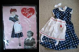 Love Lucy Halloween Costume Mail Carrier Justkidcostumes Love Lucy Child