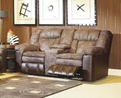 Reclining Sofa With Center Console Talon Reclining Console Sofa