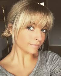 big bang blonde short hair cut pictures best 25 blonde hair bangs ideas on pinterest wispy fringe bangs