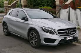 mercedes jeep black mercedes benz gla class wikipedia