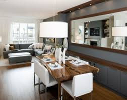 Kitchen And Dining Room Enchanting 60 Open Kitchen Living Room Layout Design Decoration