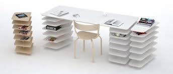 rangements de bureau bureau et rangement stunning diy rcup pour bien organiser