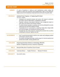 Software Engineer Resume Example Best Software Engineer Resume Example Livecareer Templates For