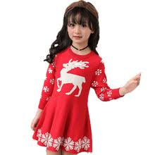 compare prices on pink christmas dress girls online shopping buy