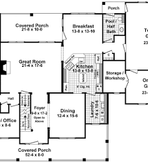 100 house plans with wrap around porches single story 91