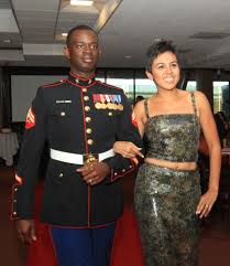 dvids images belle of the ball teaches marine corps etiquette
