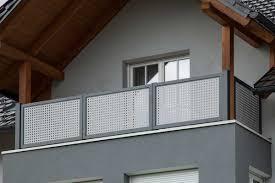 balkon lochblech alu lochblech balkongeländer hamilton