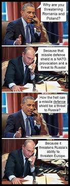 Obama Putin Meme - obama