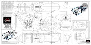 advice on motorcycle frame blueprints motor castom pinterest