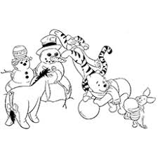 25 free printable tigger coloring pages