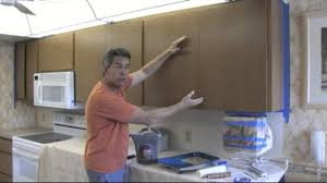 Youtube Painting Kitchen Cabinets Type Of Paint For Kitchen Cabinets Photography What Kind Of Paint