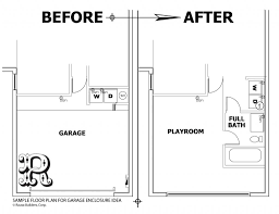 Garage Floor Plans Free by Charming Garage Conversion Plans Free Photo Inspiration Surripui Net