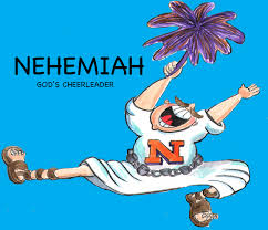 the big idea of nehemiah is the story of nehemiah cheerleading the