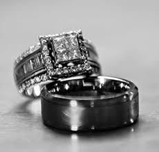 Black Diamond Wedding Rings by Best 25 Black Wedding Rings Ideas Only On Pinterest Black