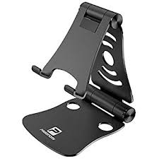 3 in 1 portable foldable adjustable cell phone stand