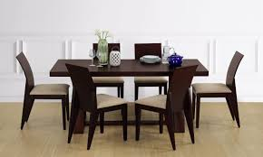 Modern Glass Kitchen Table 6 Seater Glass Dining Table Sets Destroybmx With Regard To Glass