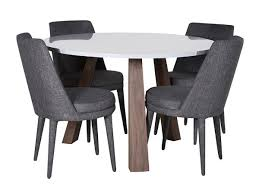grey fabric dining room chairs with goodly modern fabric dining