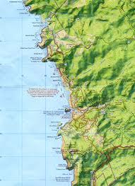 Map New Zealand Map Of Piha And Coast Piha Piha Beach Piha New Zealand