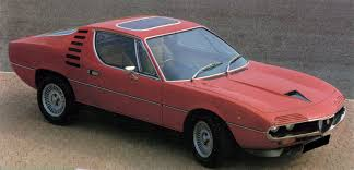 alfa romeo montreal concept red italians alfa romeo montreal 1970 1977 phscollectorcarworld