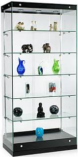 Showcase Glass Cabinet Glass Cabinets Grace Tyler Series Commercial Showcase
