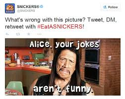 Snickers Commercial Meme - danny trejo transforms into marcia brady in super bowl teaser for
