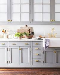 pictures of kitchen cabinets painted grey 7 favorite kitchen cabinet paint colors according to