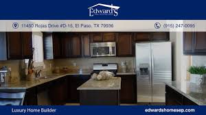 zia homes floor plans luxury home builder edward u0027s homes el paso tx youtube