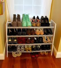 Closet Ideas Diy Shoe Rack For Closet Design