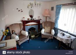 a reminiscence room set in the 1960 u0027s at an elderly nursing care