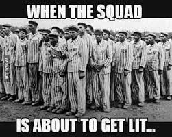 Lit Meme - when the squad is about to get lit edgy know your meme
