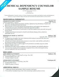 georgetown law resume sle chemical dependency counselor cover letter fungram co