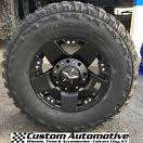 Best Result Customer Federal Couragia Mt 35x12 50x18 Custom Off Road Wheel And Tire Packages